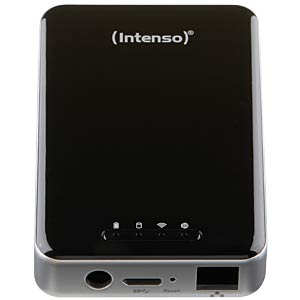 Intenso WiFi HDD Memory2Move Pro 1 TB, black INTENSO 6025860