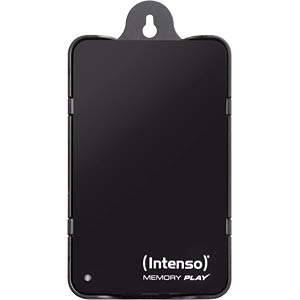 External hard drive 2.5, USB 3.0, 1000 GB, PVR INTENSO 6021460
