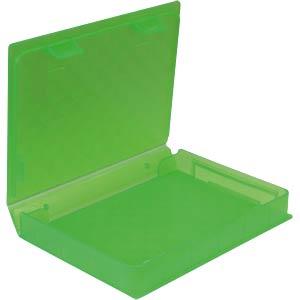 Schutz-Box für 2,5 HDDs grün INTER-TECH 88885389