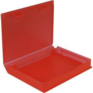 Schutz-Box für 2,5 HDDs rot INTER-TECH 88885390