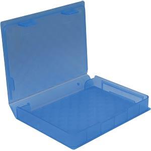 Schutz-Box für 2,5 HDDs blau INTER-TECH 88885391