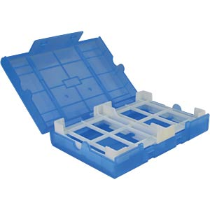 HDD-Schutzbox 3,5/2,5 blau INTER-TECH 88885394