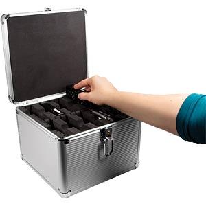 """Hard disk protective case for 10 x 3.5"""" LOGILINK UA0193"""