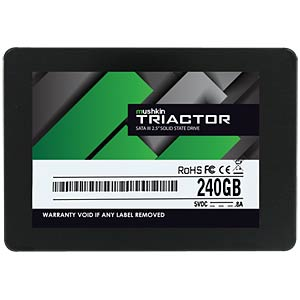 """Mushkin Triactor LT 240GB 6,35cm (2,5"""") MUSHKIN MKNSSDTR240GB-LT"""