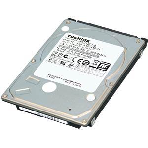 Notebook-Festplatte, 500 GB, Toshiba MQ TOSHIBA MQ01ABF050M