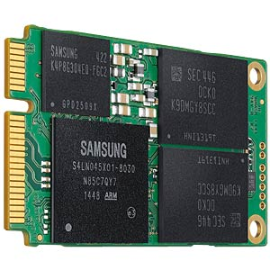 Samsung SSD 850 EVO series 250GB mSATA SAMSUNG MZ-M5E250BW