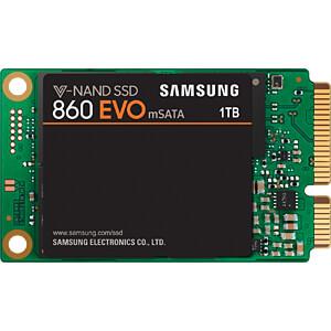 Samsung SSD 860 EVO Series 1TB mSATA SAMSUNG MZ-M6E1T0BW