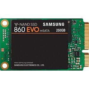 Samsung SSD 860 EVO Series 250GB mSATA SAMSUNG MZ-M6E250BW