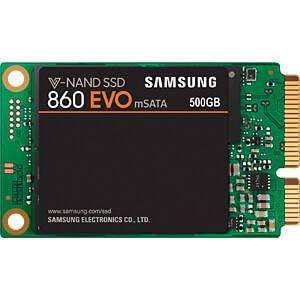 Samsung SSD 860 EVO Series 500GB mSATA SAMSUNG MZ-M6E500BW
