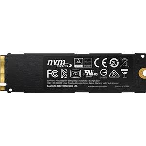 Samsung SSD 960 Evo 500GB, M.2 PCIe SAMSUNG MZ-V6E500BW