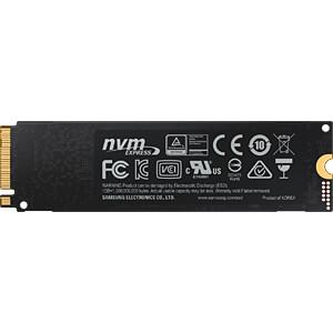 Samsung SSD 970 Evo 1TB, M.2 PCIe SAMSUNG MZ-V7E1T0BW