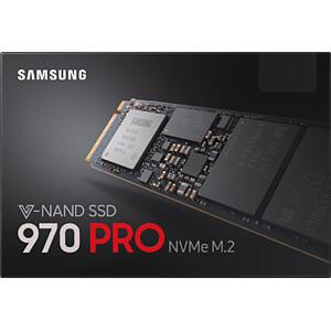 Samsung SSD 970 Pro 512GB, M.2 PCIe SAMSUNG MZ-V7P512BW