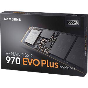 Samsung SSD 970 Evo Plus 500GB, M.2 PCIe SAMSUNG MZ-V7S500BW