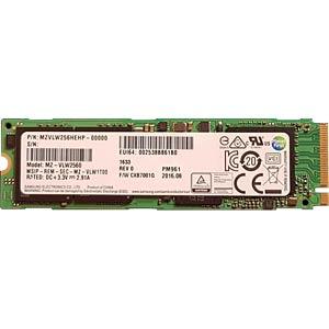 Samsung 256-GB PM961 M.2 NVMe SSD SAMSUNG MZVLW256HEHP