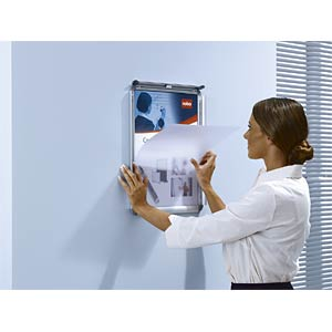 Poster frame, wall mounting, for A3 NOBO 1902213