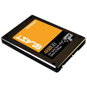 "Patriot Blast SSD 480GB 2,5"" SATA3 PATRIOT MEMORY PBT480GS25SSDR"