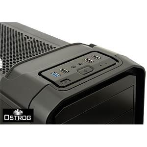 Enermax Ostrog black ENERMAX ECA3250-B