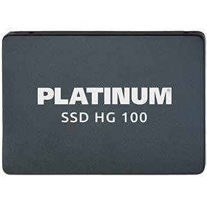Platinum HG 100 SSD 240GB, SATA PLATINUM 125840