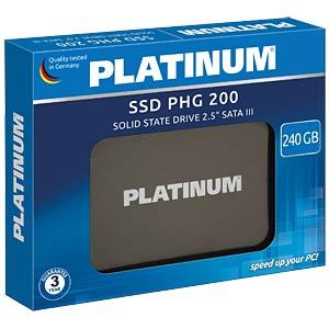 Platinum PHG 200 SSD 240GB, SATA PLATINUM 105932