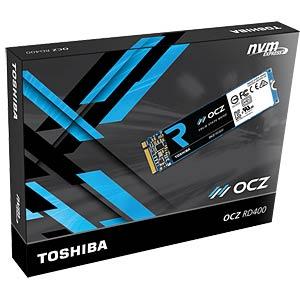 OCZ SSD RD400 NVMe 512GB M.2 OCZ RVD400-M22280-512G