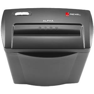 Alpha paper shredder REXEL 2102023EU