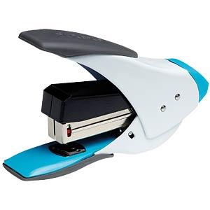 Tacker Easy Touch 20, bis zu 20 Blatt, weiß/blau REXEL 2102562
