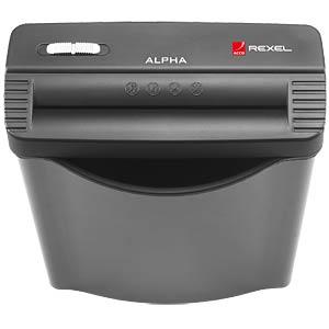 Alpha paper shredder REXEL 2102020EU