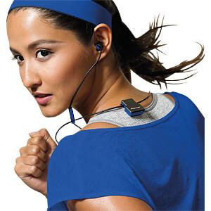 Słuchawki, douszne, Bluetooth, z mikrofonem, niebieskie PIONEER SE-CL5BT(L)
