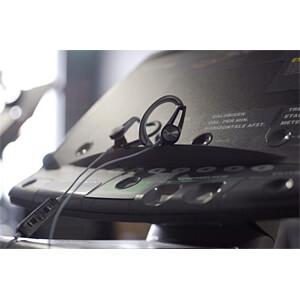 Headset, In Ear, grau PIONEER SE-E5T-H