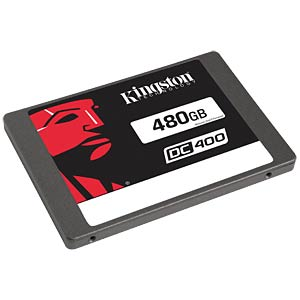Kingston DC400 SSD 480GB KINGSTON SEDC400S37/480G