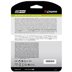 Kingston DC400 SSD 960GB KINGSTON SEDC400S37/960G