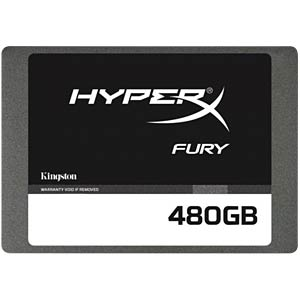 Kingston HyperX FURY SSD 480 GB HYPERX SHFS37A/480G