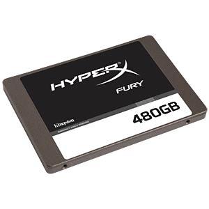 Kingston HyperX FURY SSD 480GB HYPERX SHFS37A/480G