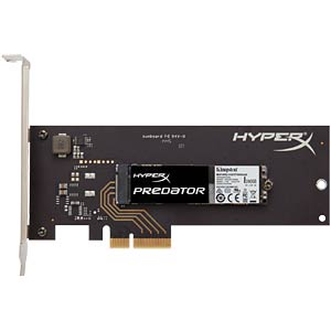 Kingston HyperX Predator SSD 240GB PCIe HYPERX SHPM2280P2H/240G