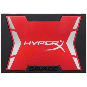 Kingston HyperX Savage SSD 480 GB HYPERX SHSS37A/480G