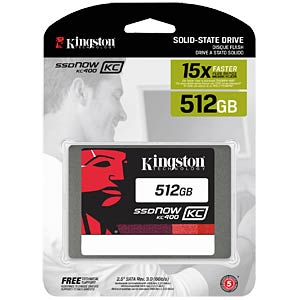 Kingston SSDNow KC400 512GB KINGSTON SKC400S37/512G