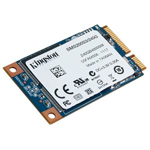 Kingston SSDNow mS200 240 GB, mSATA KINGSTON SMS200S3/240G