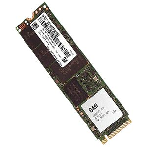 Intel 600p SSD 512GB, M.2 PCIe INTEL SSDPEKKW512G7X1