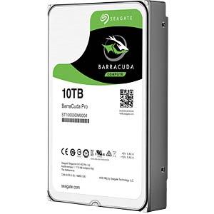 Desktop hard drive, 10TB, Seagate BarraCuda SEAGATE ST10000DM0004