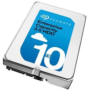 Desktop-Festplatte, 10 TB, Seagate Enterprise SEAGATE ST10000NM0016