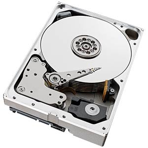 Video hard drive, 10 TB, Seagate SkyHawk SEAGATE ST10000VX0004