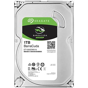 1TB Festplatte Seagate BarraCuda - Desktop SEAGATE ST1000DM010