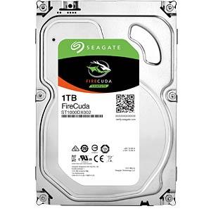 1TB Hybrid-Festplatte Seagate FireCuda - SSHD SEAGATE ST1000DX002
