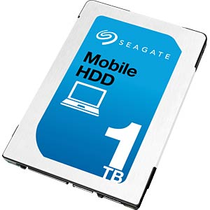 Notebook-Harddisk 1 TB, Seagate Mobile SEAGATE ST1000LM035