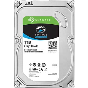 1TB Festplatte Seagate SkyHawk - Video SEAGATE ST1000VX005
