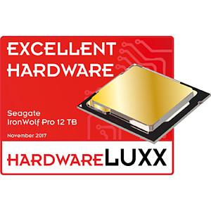 12TB Festplatte Seagate IronWolf Pro - NAS SEAGATE ST12000NE0007