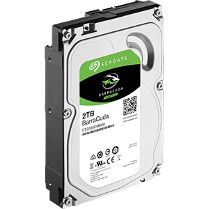 2TB Festplatte Seagate BarraCuda - Desktop SEAGATE ST2000DM008