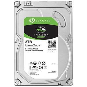 3TB Festplatte Seagate BarraCuda - Desktop SEAGATE ST3000DM008