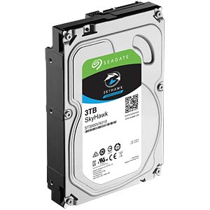 3TB Festplatte Seagate SkyHawk - Video SEAGATE ST3000VX010