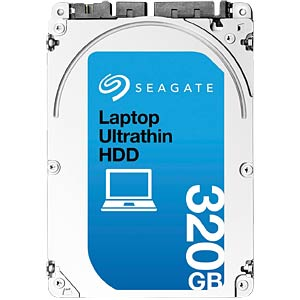 Notebook-Festplatte, 320 GB, Seagate Ultrathin SEAGATE ST320LT030